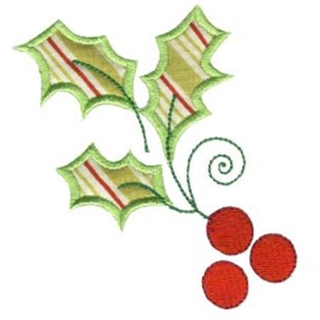 Christmas Applique Jumbo 7