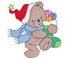 Christmas Bears 3