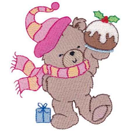 Christmas Bears 6