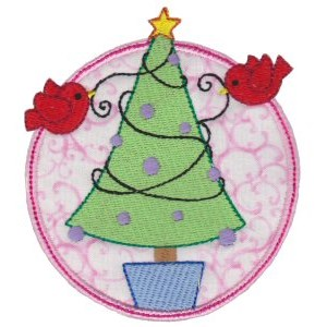 Christmas Circle of Friends 8