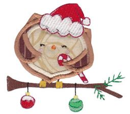 Christmas Critters Applique 6