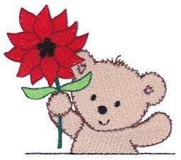 Christmas Cuddle Bear 10