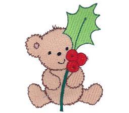 Christmas Cuddle Bear 11