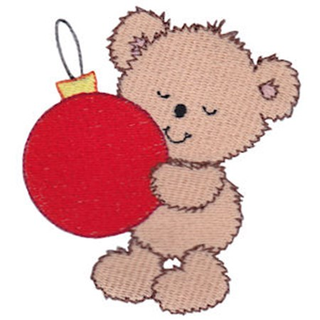 Christmas Cuddle Bear 13