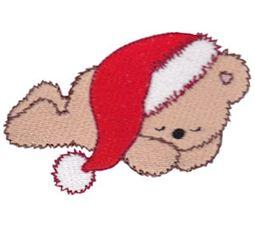 Christmas Cuddle Bear 14