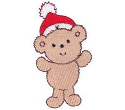 Christmas Cuddle Bear 16