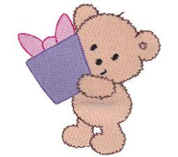 Christmas Cuddle Bear 18