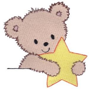 Christmas Cuddle Bear 2