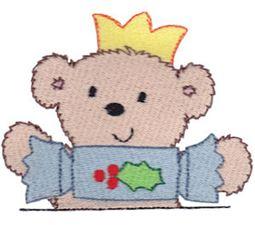 Christmas Cuddle Bear 6