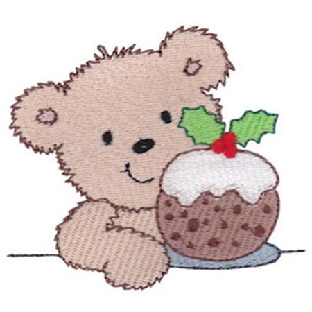 Christmas Cuddle Bear 7