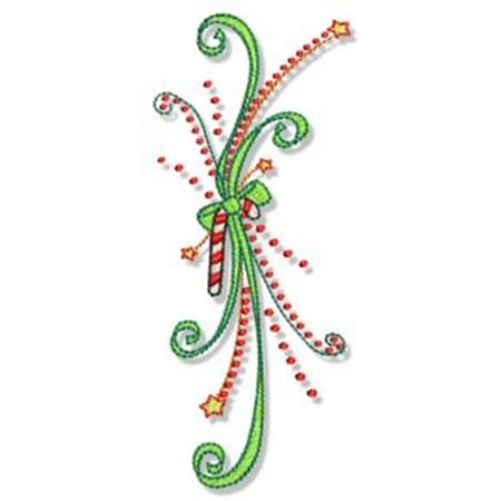 Christmas Doodads 5x7 4