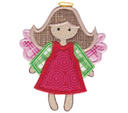 Christmas Melody Applique 1
