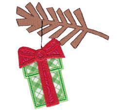 Christmas Melody Applique 10