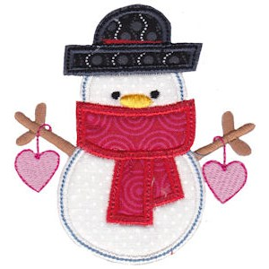 Christmas Melody Applique 13
