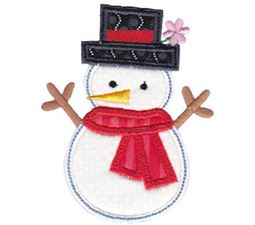 Christmas Melody Applique 14
