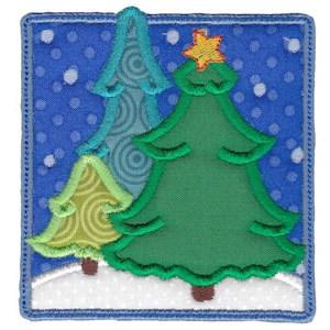 Christmas Melody Applique 20