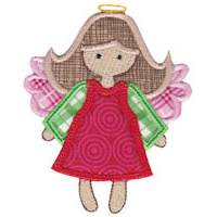 Christmas Melody Applique