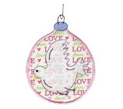 Christmas Ornaments Applique 9