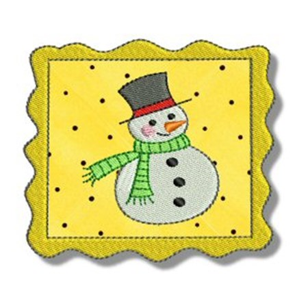 Christmas Patches 10