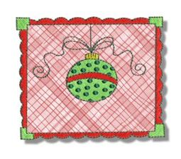 Christmas Patches 3
