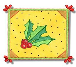 Christmas Patches 5