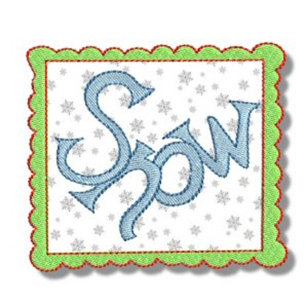 Christmas Patches 9