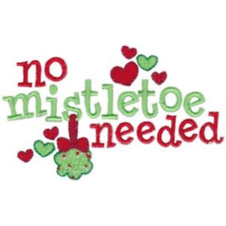 No Mistletoe Needed
