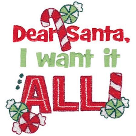 Christmas Sentiments Four 11