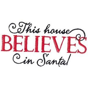 Christmas Sentiments Six 9