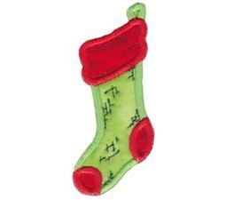 Christmas Stockings Applique 5