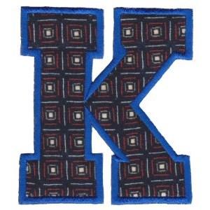 College Greek Alphabet Applique 10