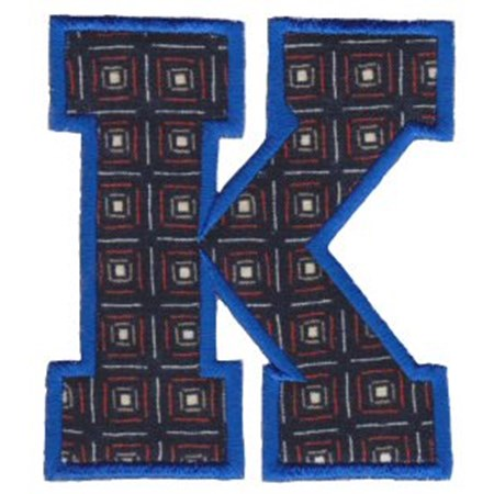 College Greek Alphabet Applique 10