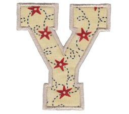 College Greek Alphabet Applique 20