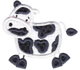 Country Animal Stixs Applique 3