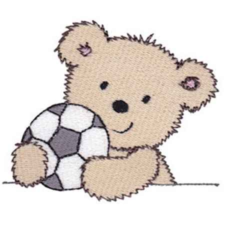 Cuddle Bear 13