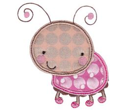 Cuddle Bug Applique 1