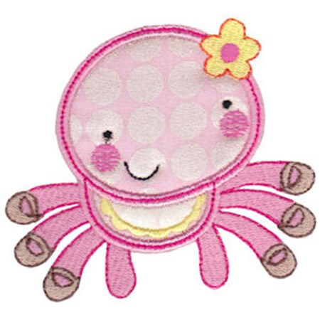 Cuddle Bug Applique 7