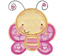 Cuddle Bug Applique 8