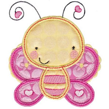 Cuddle Bug Applique 8