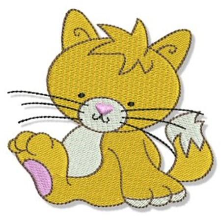 Cuddly Kitten 1