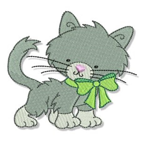 Cuddly Kitten 11