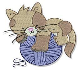 Cuddly Kitten 2