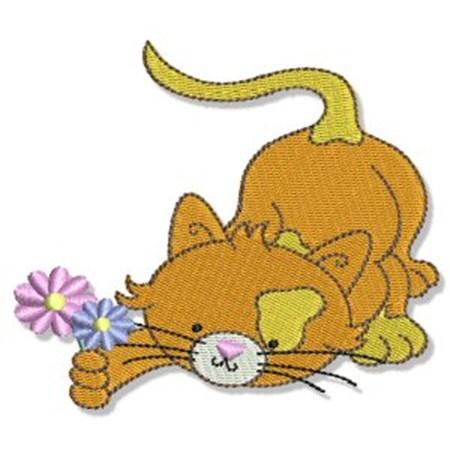 Cuddly Kitten 5