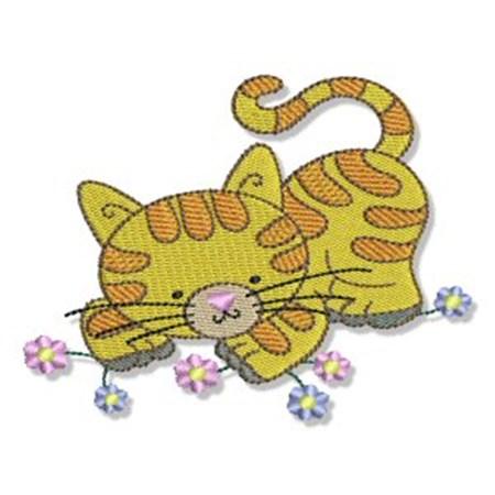 Cuddly Kitten 8