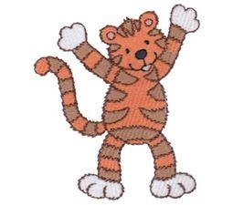 Cuddly Tiger 13