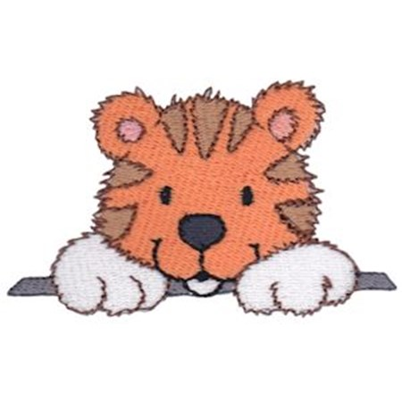 Cuddly Tiger 14
