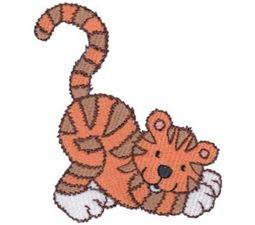 Cuddly Tiger 3