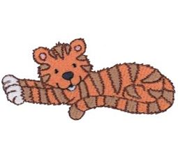 Cuddly Tiger 5