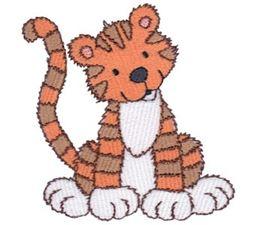 Cuddly Tiger 8