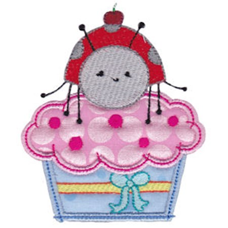 Cupcake Critters Applique 1